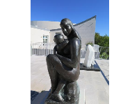 Mother and Child, by William Zorach.