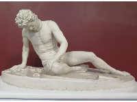 Dying Gaul sculpture.