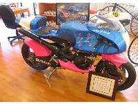 The Britten V100. Photos by Aaron Fry.