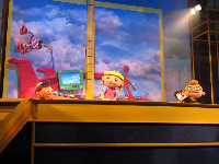 Little Einsteins in the Disney Junior show.