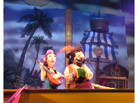 Pirates in the Disney Junior show.