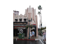 Cool art deco buildings.