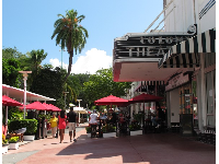 Colony Theaters at Lincoln Road Mall.