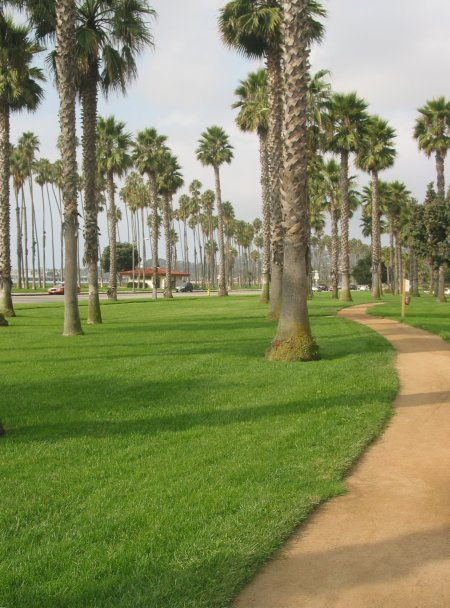 Doubletree Walk, Santa Barbara California