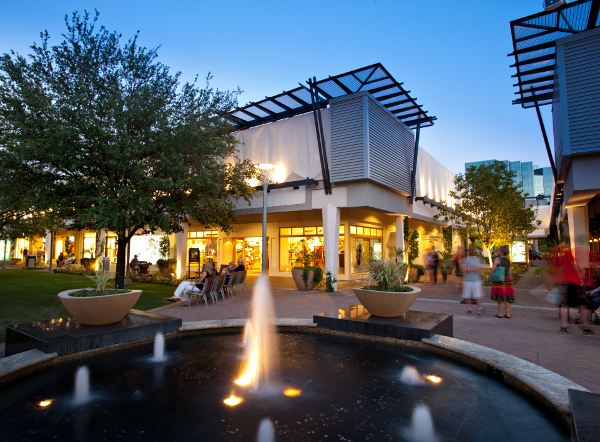 Biltmore Fashion Plaza and Resort, Phoenix, Arizona