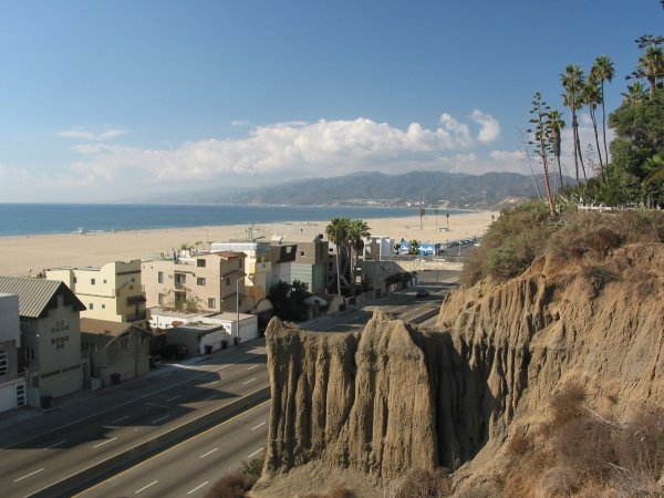 Palisades Park, Santa Monica, Los Angeles California