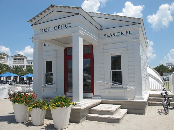 Adorable post office.