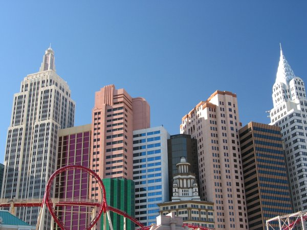 New York New York Resort, Las Vegas Nevada