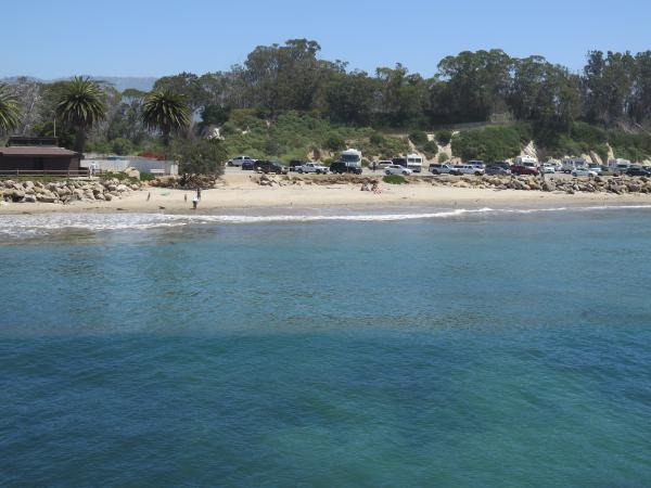 Goleta Beach Park, Santa Barbara California