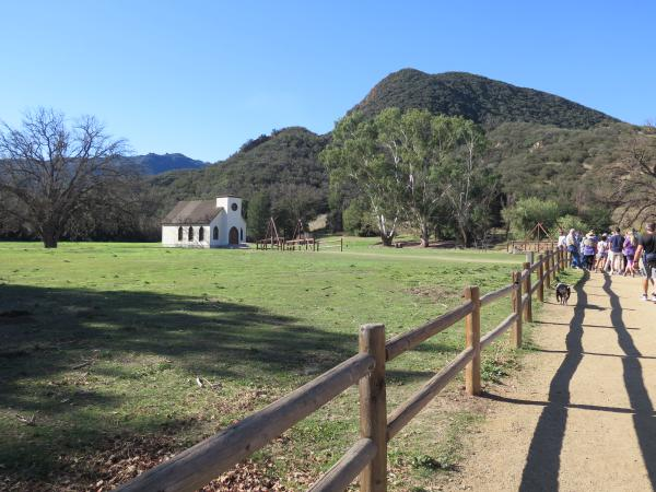 Paramount Ranch, Agoura Hills, Los Angeles California