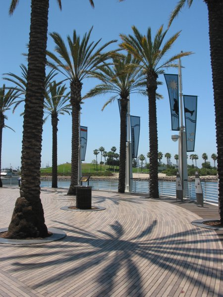 Rainbow Harbor, Long Beach, Los Angeles California