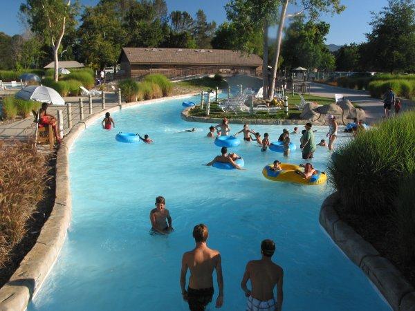 Lake Casitas Water Park Fun Maps