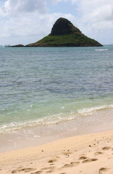 Chinaman S Hat Beach And Kualoa Ranch Oahu Hawaii