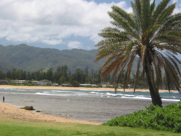 Haleiwa Alii Beach, North Shore, Oahu Hawaii