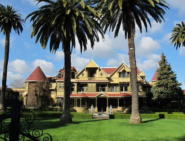 Winchester Mystery House, San Jose, San Francisco California