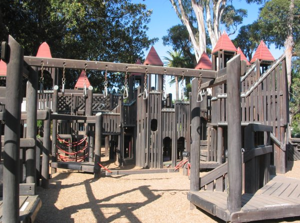 Kidsworld Castle Playground Fun Maps