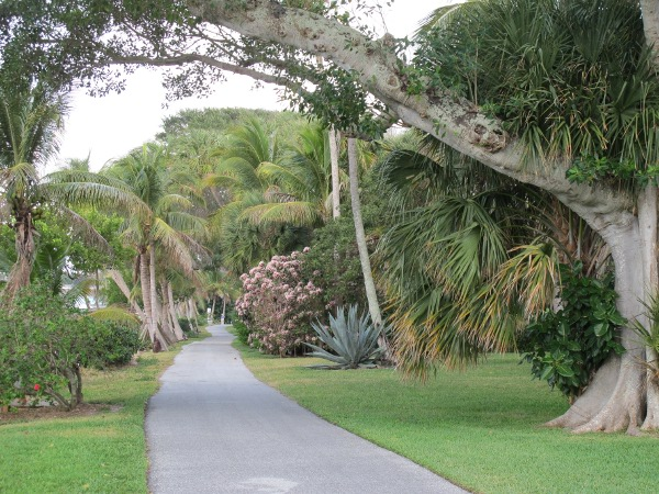 Secret Walkway, Jupiter Island, Stuart FL