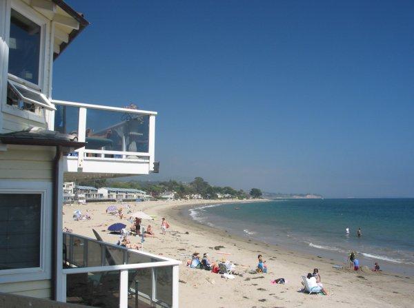 Miramar Beach Montecito Santa Barbara California