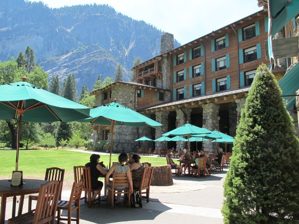 Majestic Yosemite Hotel, Yosemite (4hr from SF), San Francisco California