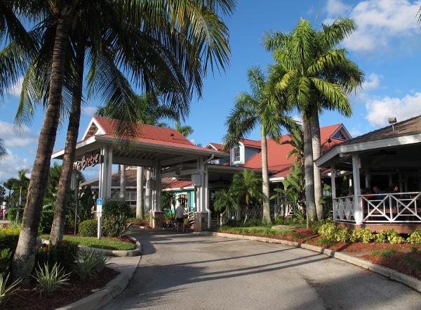 Bahama Breeze Restaurant Fort Myers Fun Maps