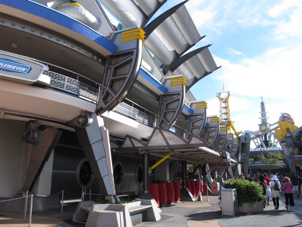 The Peoplemover- a mellow place to take a break.