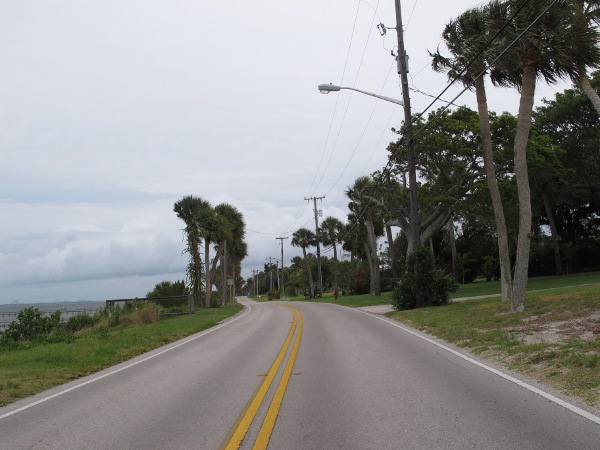 Indian River Drive scenic drive, Stuart FL