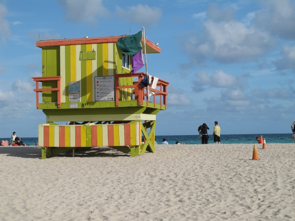 7th Street Beach, Miami Beach, Miami FL