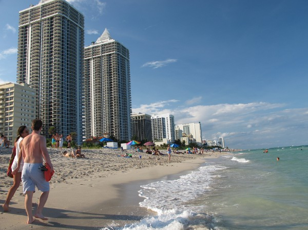 46th Street Beach and Playground, Miami, Miami FL